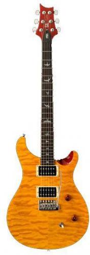 Custom 24 Trem Vintage Yellow (PRS SE Custom 24 Trem Vintage Yellow)