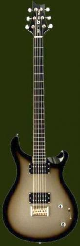 Baritone Mike Mushok (Staind) Silver Burst (PRS SE Baritone Mike Mushok (Staind) Silver Burst)