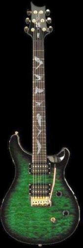 Paul Allender (Cradle Of Filth) Emerald Green Burst (PRS SE Paul Allender (Cradle Of Filth) Emerald Green Burst)