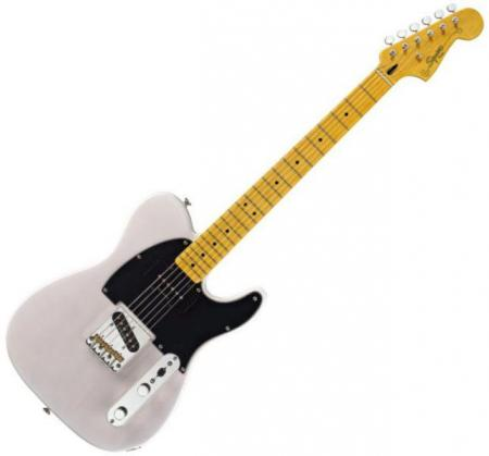 Vintage Modified Telecaster Special, Maple Fingerboard, White Blond (Squier by Fender Vintage Modified Telecaster Special, Maple Fingerboard, White Blond)