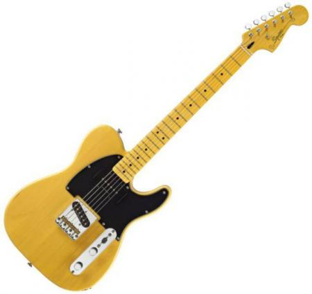 Vintage Modified Telecaster Special, Maple Fingerboard, Butterscotch Blond (Squier by Fender Vintage Modified Telecaster Special, Maple Fingerboard, Butterscotch Blond)