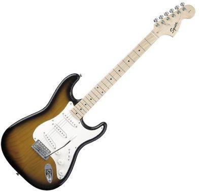 Affinity Stratocaster Maple Fretboard, 2-Color Sunburst (Squier by Fender Affinity Stratocaster Maple Fretboard, 2-Color Sunburst)