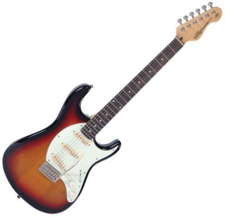 AV6SSSB strató gitár SB (Vintage AV6SSSB strató gitár SB)