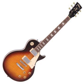 V100IT Les Paul gitár/ice Tea (Vintage V100IT Les Paul gitár/ice Tea)