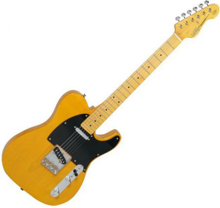 V52BS Telecaster Butterscotch (Vintage V52BS Telecaster Butterscotch)