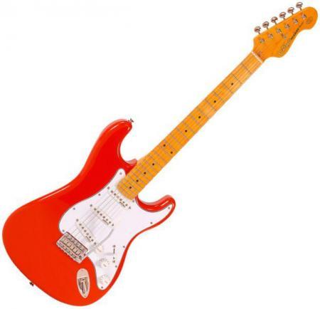 V6MFR Stratocaster piros (Vintage V6MFR Stratocaster piros)