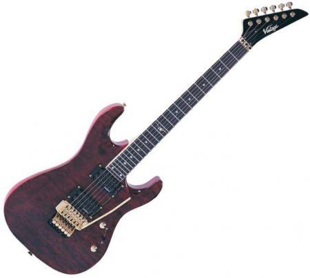 V8BRQ gitár (Vintage V8BRQ gitár)