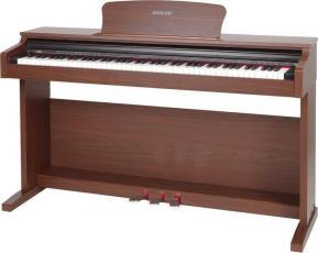SDP-100 BR digitális zongora, fekete (Sencor SDP-100 BR digitális zongora, barna)