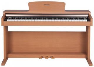 SDP-100 OAK digitális zongora, tölgy (Sencor SDP-100 OAK digitális zongora, tölgy)