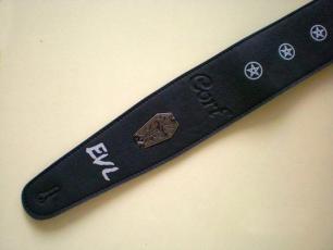 Gitár Deluxe heveder, EVL-logoval (Cort Gitár Deluxe heveder, EVL-logoval)