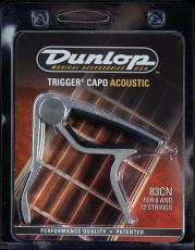 83CN akusztikus gitár capo (Dunlop 83CN akusztikus gitár capo)
