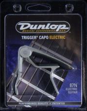 87N elektromos gitár capo (Dunlop 87N elektromos gitár capo)