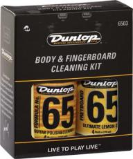 Body and Fingerboard Cleaning Kit (Dunlop Body and Fingerboard Cleaning Kit)