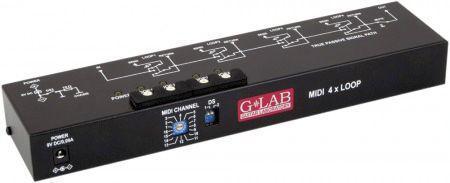 M4L MIDI 4x Loop (G-Lab M4L MIDI 4x Loop)