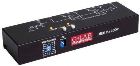M4L MIDI 2x Loop (G-Lab M4L MIDI 2x Loop)