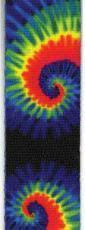 Heveder Tie Dye (50W04) (Planet Waves Heveder Tie Dye (50W04))